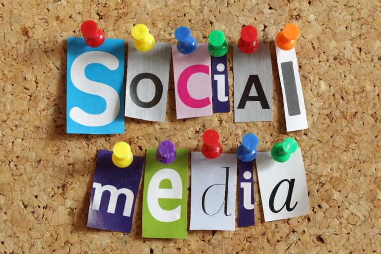 using social media to help your business