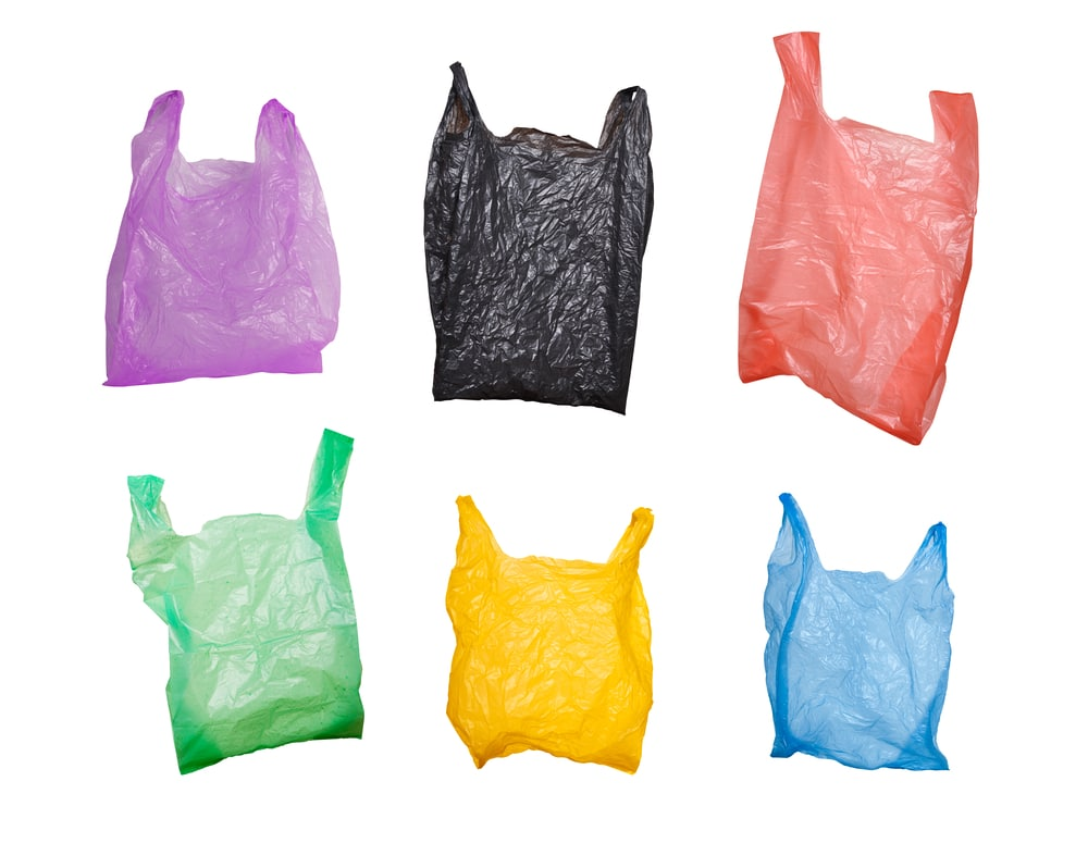What are the printed carrier bag charges?
