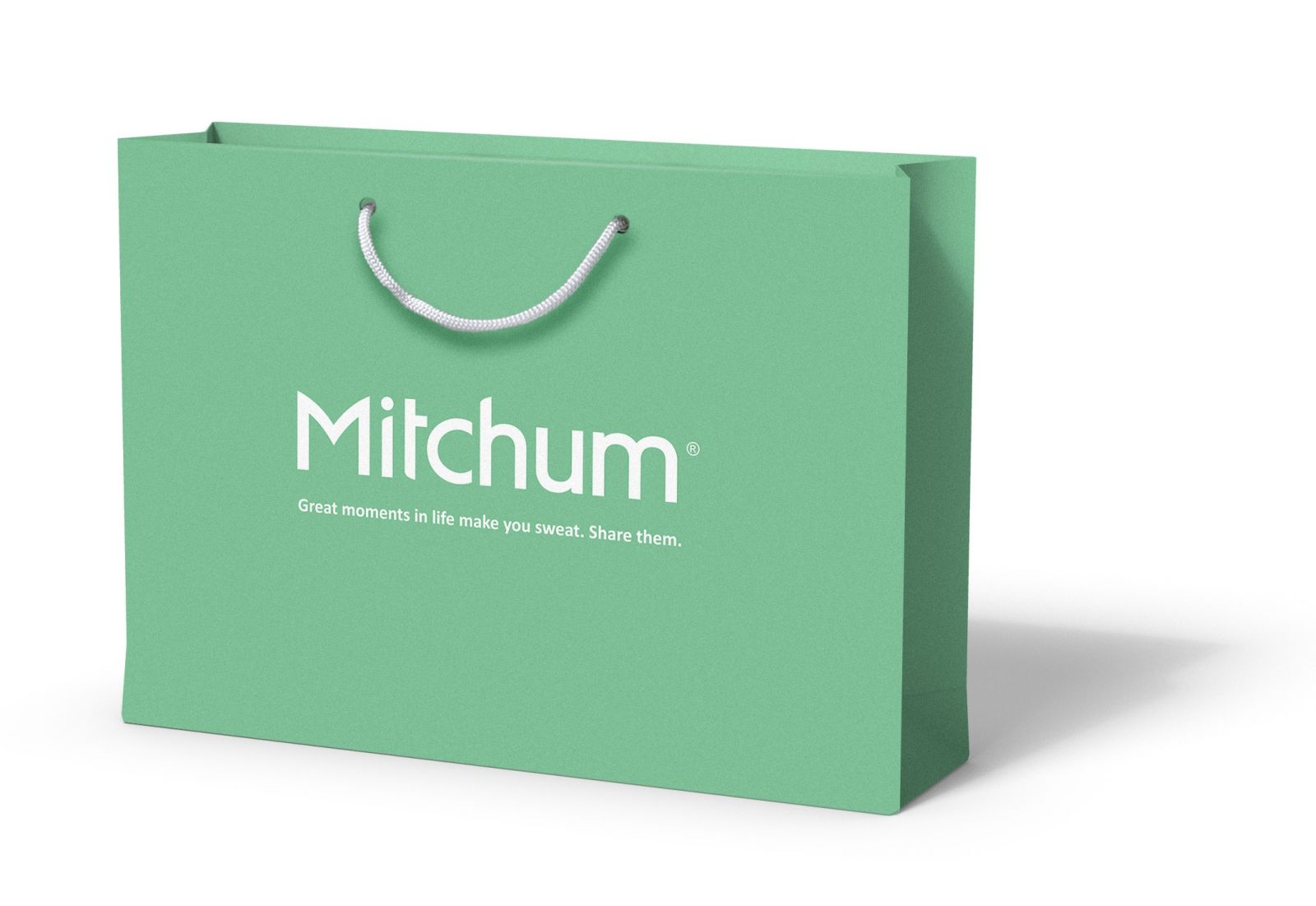 Mitchum Printed Exhibition Bag