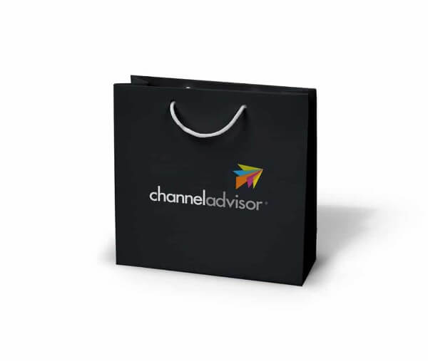 Channel Advisor custom printed laminated paper bag