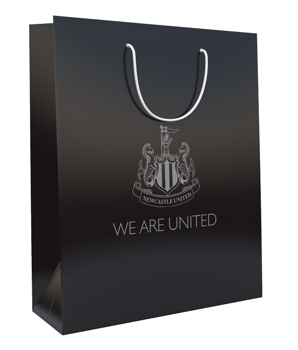 Newcastle United Printed Exhibition Bag