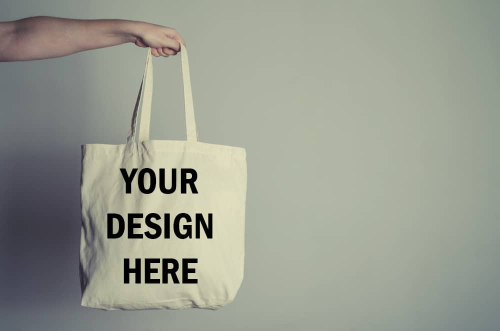 3ac9c68a9b0c The Various Printing Methods for Branded Tote Bags
