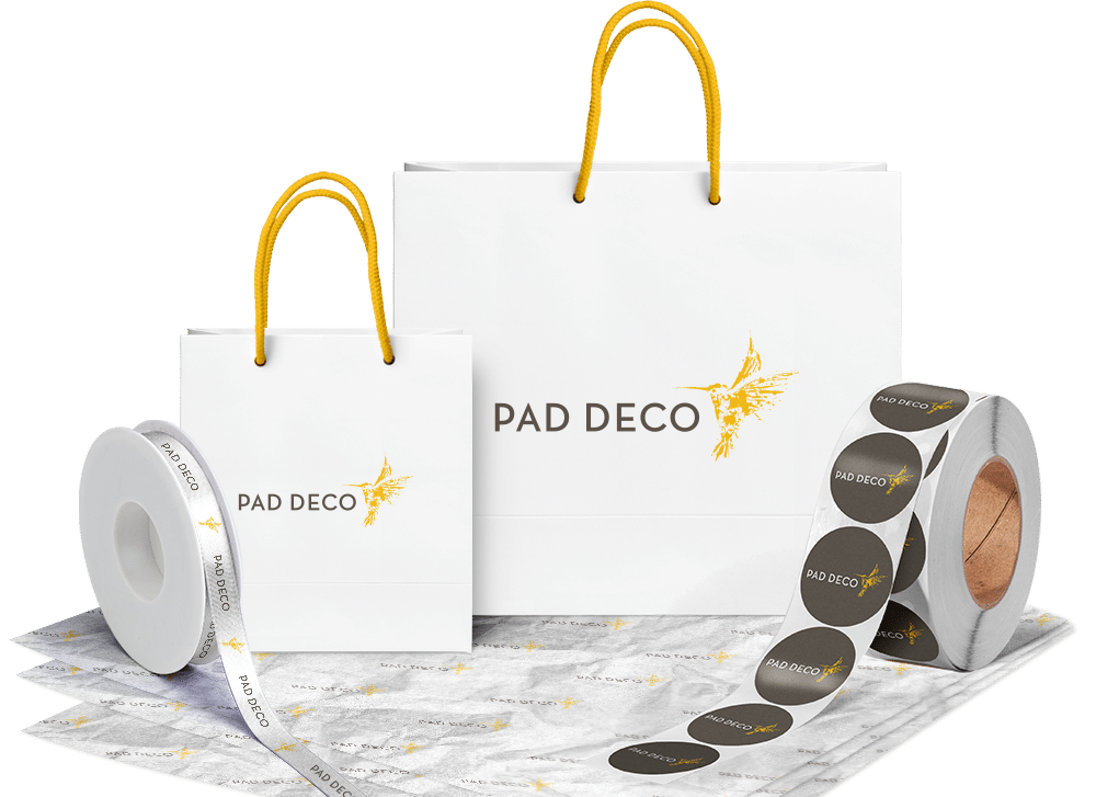 Branding & printed carrier bag