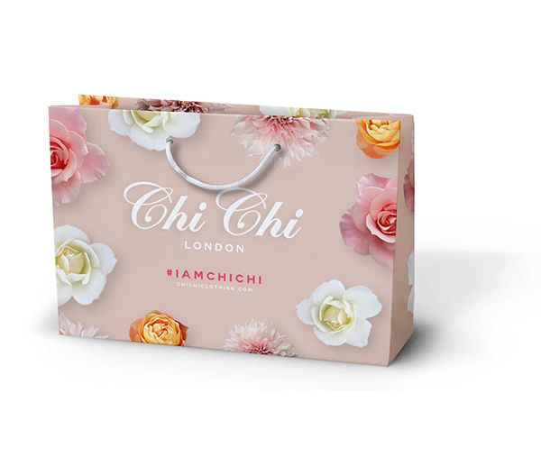 Chichi Paper Carrier Bag