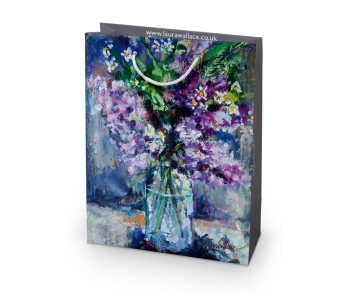Flower bouquet custom printed laminated bag