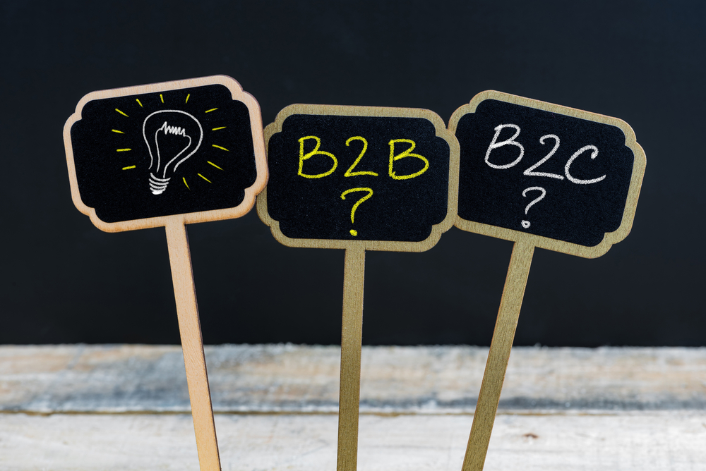b2b b2c marketing