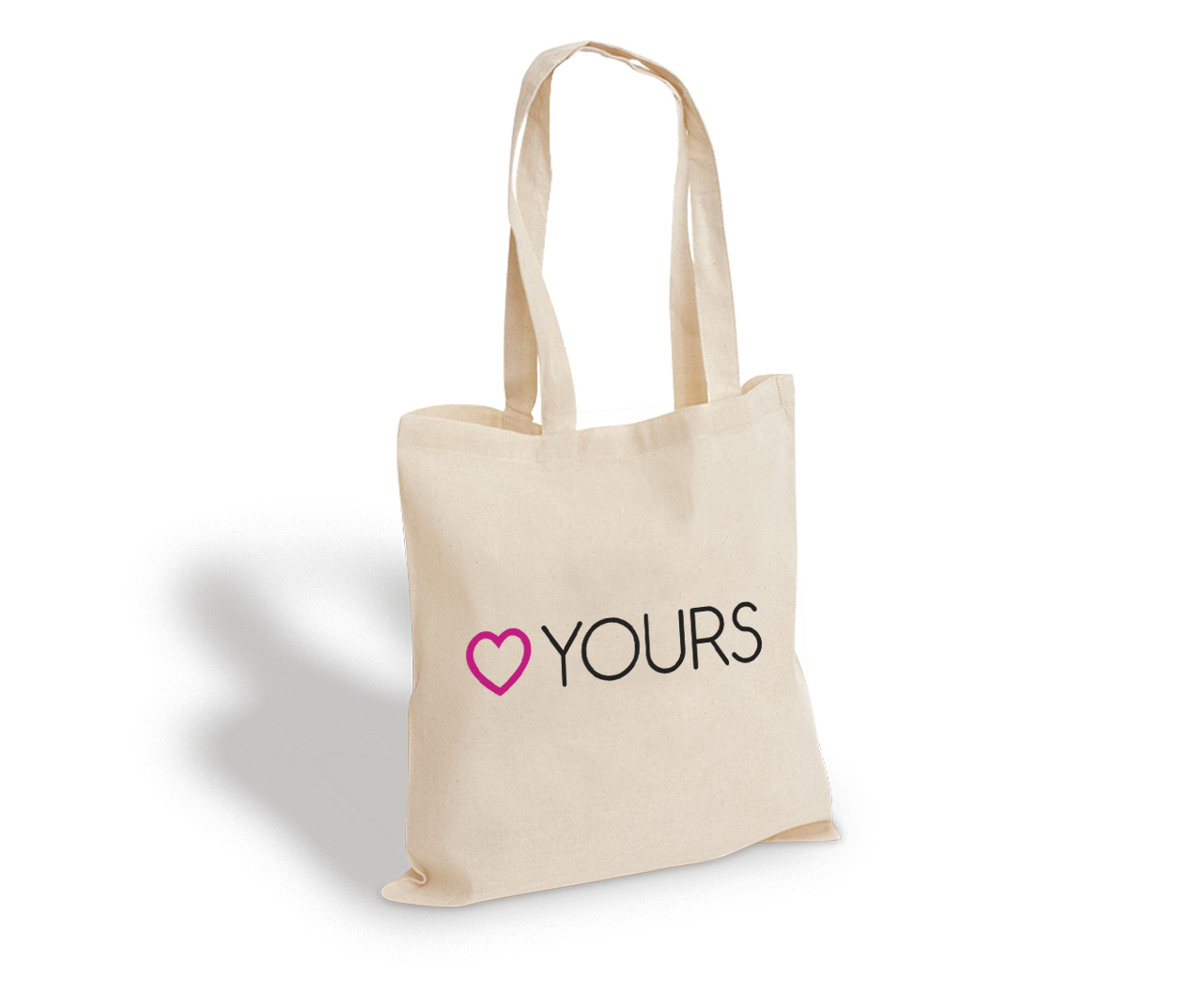 Yours Clothing Side 1 - Cotton Bag