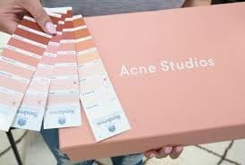 Acne Pink Packaging