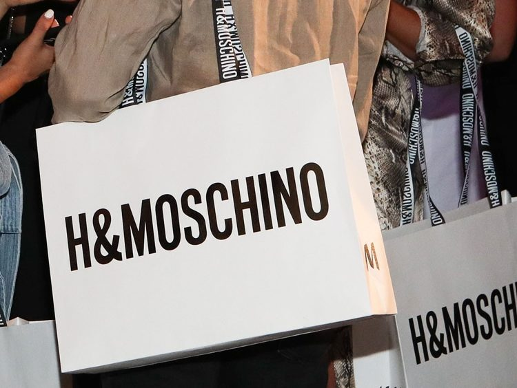 H&Moschino Printed Bag