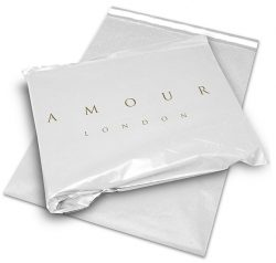 Amour london grey mail bag