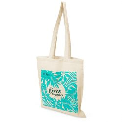 Lets Grow Together Fabric Bag