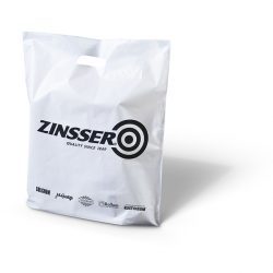 Zinsser punched handle bag