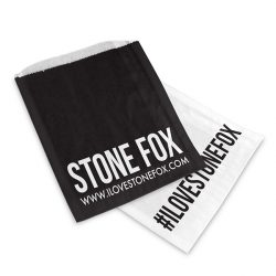 Stone fox sandwich sleeve