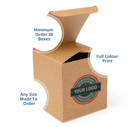 Custom Printed Retail Boxes