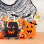 Printed Paper Bags for Halloween