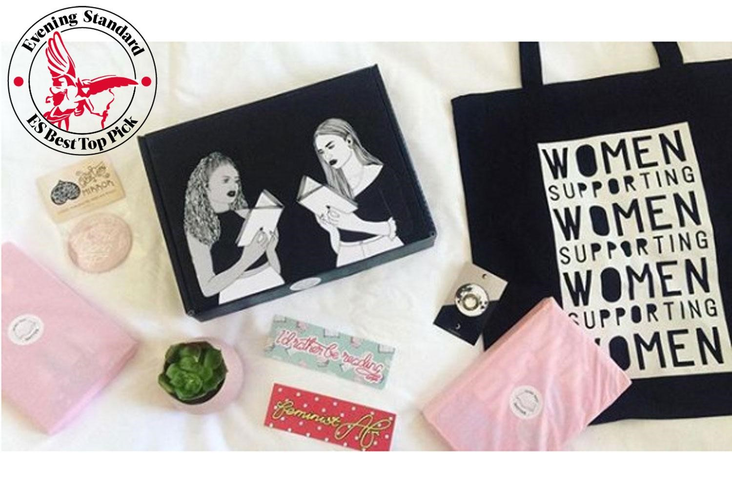 Women Supporting Women Subscription Box